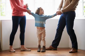 Развод. Ребенок не должен «лечить своих родителей»