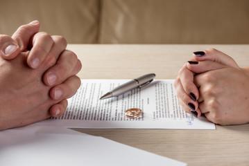 Смешанный брак во Франции. Развод по взаимному согласию без суда.