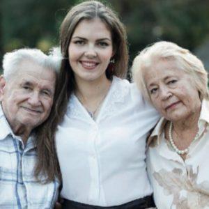 Долгосрочная виза во Францию для пожилых родителей