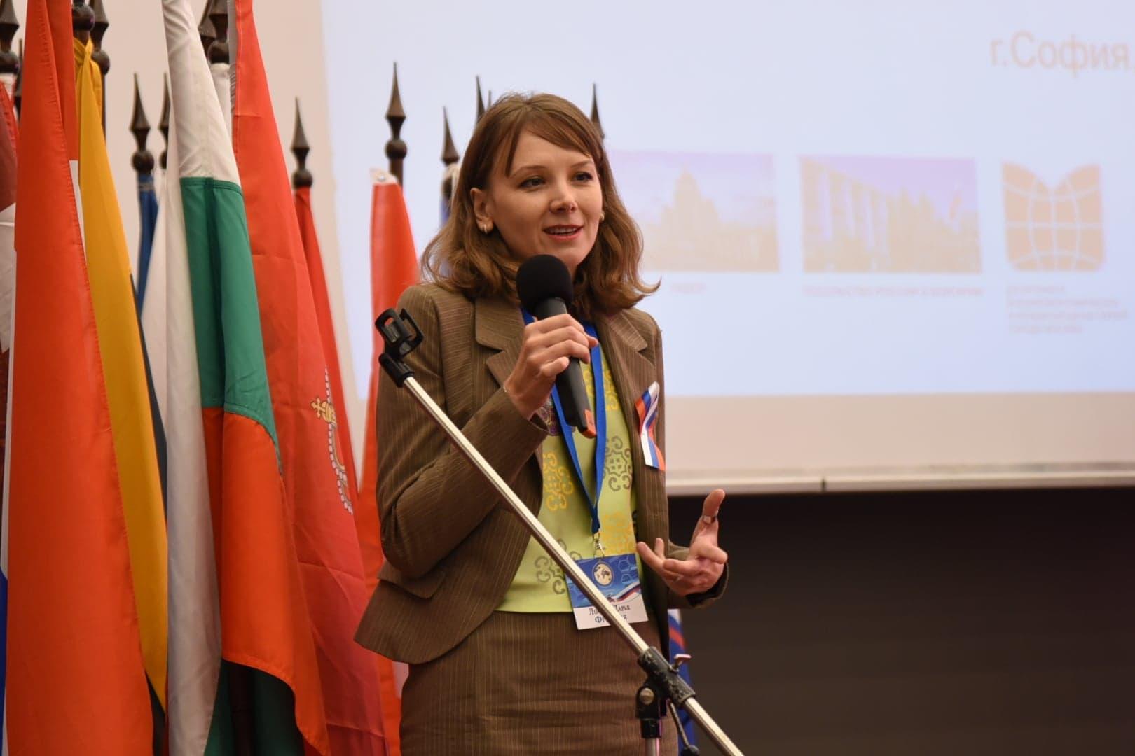 Дарья Лойола. Проекты для русскоязычной молодежи во Франции