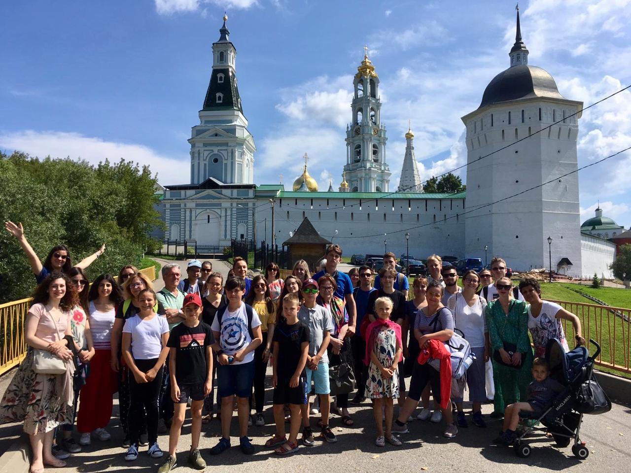Изучение русского языка в Летней школе РУДН