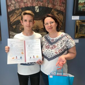 Фабрика слов 2020. Конкурс для русскоговорящих детей, проживающих зарубежом