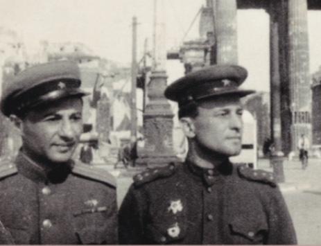 30 января  10 апреля 2020. Выставка Путь к победе: советские евреи во Второй мировой войне